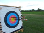 Target shoot at New House Farm