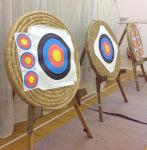 Indoor Target shoot
